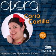 Monólogo Coria Castillo 2 de noviembre 23:30h