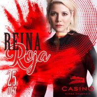 Concierto Reina Roja 25 de Octubre 23:00