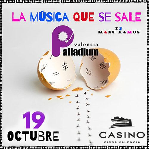 Noche Palladium con DJ Manu