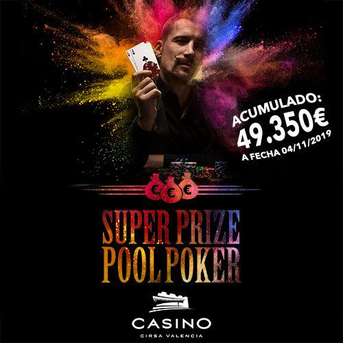 Super Prize Pool Enero