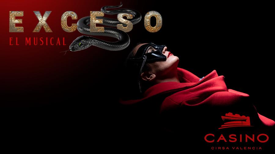 Exceso El Musical - Capa Roja