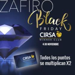 Black Friday Club Zafiro