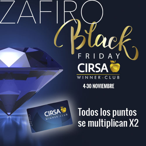 Black Friday Club Zafiro