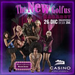New Cabaret 26 diciembre 21.30h