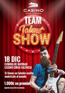 Team Talent Show