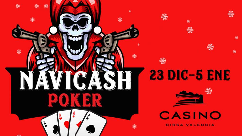 Navicash en Casino CIRSA Valencia