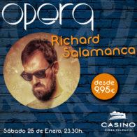 Monólogo + Cena Richard Salamanca 25 de enero 21:30h