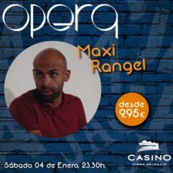 Monólogo Maxi Rangel