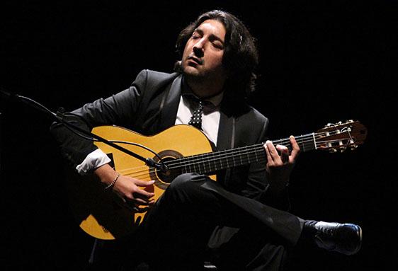Antonio Rey guitarra flamenca