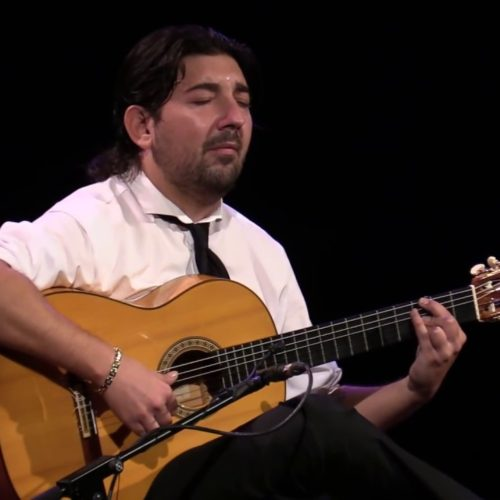 La guitarra de Jerez