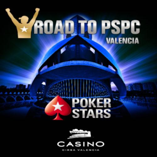 ROAD TO PSPC Festival Pokerstars
