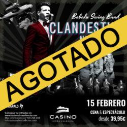 Clandestino Night Club – Dinner Show