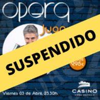 Monólogo (23:30h) + Cena (21:30h) Juan Aroca 3 abril