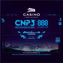 CNP888 Vuelve a Valencia