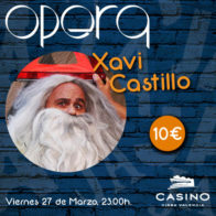 Monólogo Xavi Castillo 27 marzo 23:00h (monólogo en valenciano)