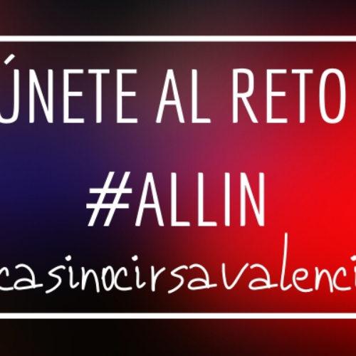 ÚNETE AL RETO #ALLIN