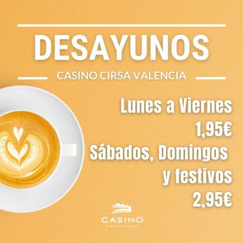 Los Desayunos del Casino
