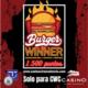 Burger Winner solo para Cirsa Winner Club