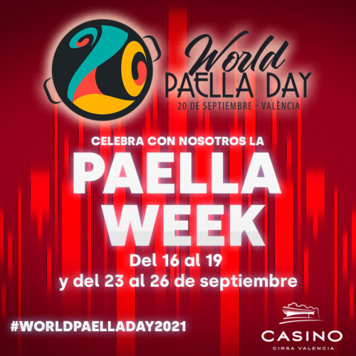 World Paella Day Restaurant Week 2021