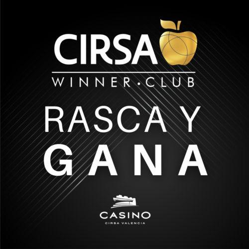 Rasca y Gana del Casino