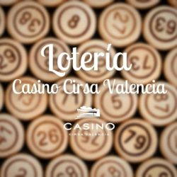 Lotería Navidad Casino Cirsa Valencia 2021