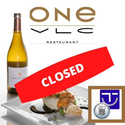 Restaurant ONE VLC Temporarily Closed