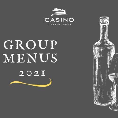 Group Menus 2021