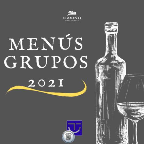 Menús para grupos 2021