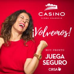 Casino Cirsa Vuelve