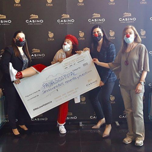 Casi 700€ Donados a PayaSOSpital