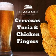 Combo Cubo 4 Turias & Chicken Fingers