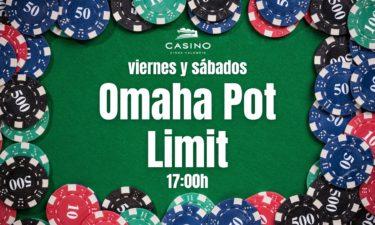 Omaha Pot Limit